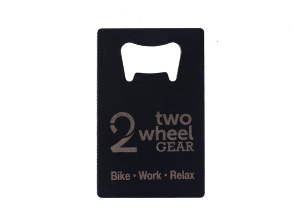 Two Wheel Gear - Bike Work Relax Bottle Opener (4289930723363)