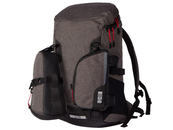 Two Wheel Gear Canada - Commute Backpack with Seat Pack and Top Tube Bag attached