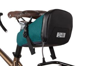 Two Wheel Gear - Bike Commute Seat Pack - Tofino Blue - Under Bike Saddle