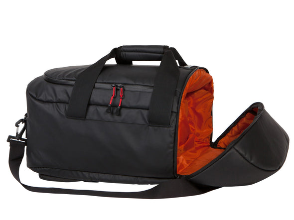 Two Wheel Gear - Pannier Duffel - Black - Bike Bag - Shoe Pocket