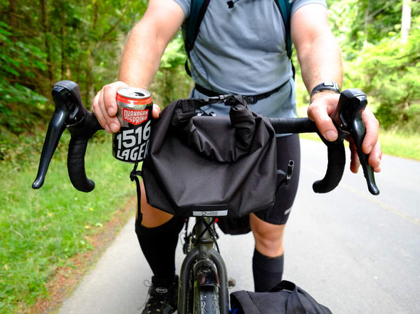 Two Wheel Gear - Dayliner Mini Handlebar Bag - Black - Bike Packing