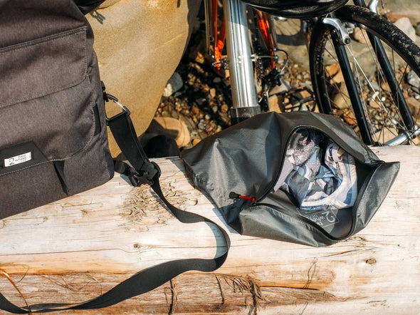 Two Wheel Gear - Waterproof Wet Sack - Bag storage for wet and dirty gear