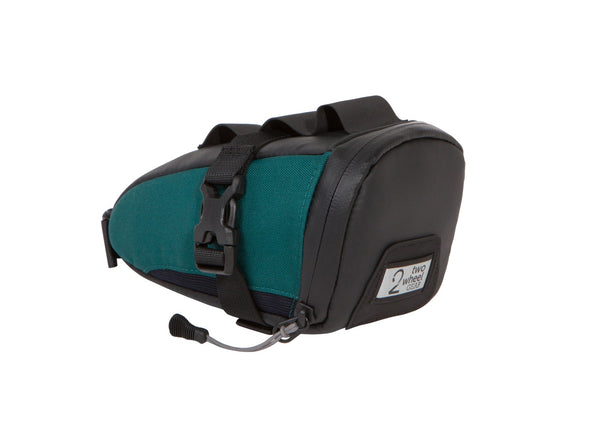 Two Wheel Gear - Commute Seat Pack Small - Bicycle bag - tofino blue - back