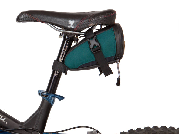 Two Wheel Gear - Commute Seat Pack Small - Bicycle bag - tofino blue - seat