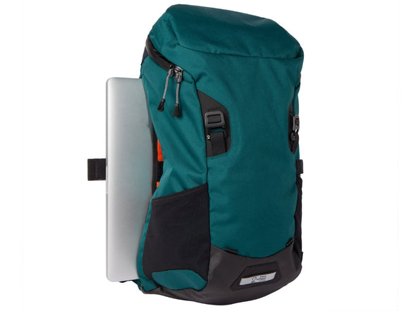 Two Wheel Gear - Bike Commute Backpack - Tofino Blue - Laptop Pocket (4380809396294)
