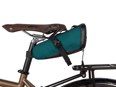 Two Wheel Gear - Bike Commute Seat Pack - Tofino Blue - Under Saddle (4380826566726)