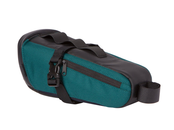 Two Wheel Gear - Bike Commute Seat Pack - Tofino Blue - Side Zipper (4380826566726)