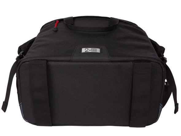 Two Wheel Gear - Dayliner Box Bag - Black - Trunk Handlebar Bottom (4382371676230)