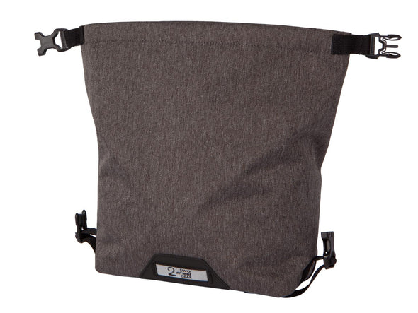 Two Wheel Gear - Dayliner Mini Handlebar Bag - Graphite Grey - Roll Top (4382909104198)