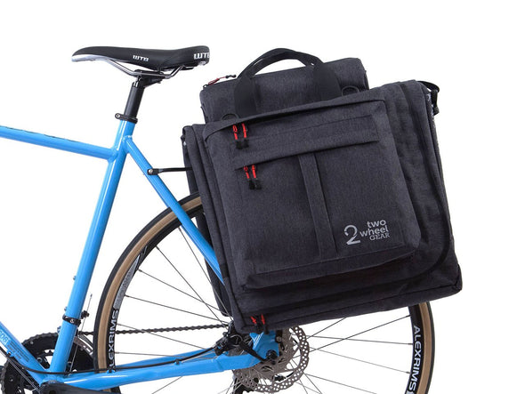 Graphite - Bike Bags - Classic 2.0 Garment Pannier (2018) - Suit Carrier (600732434467)