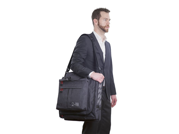 Graphite - Bike Bags - Classic 2.0 Garment Pannier (2018) - Man - Suit Carrier