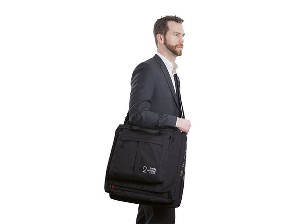 Black - Bike Bags - Classic 2.0 Garment Pannier (2018) - Bike to work - Man