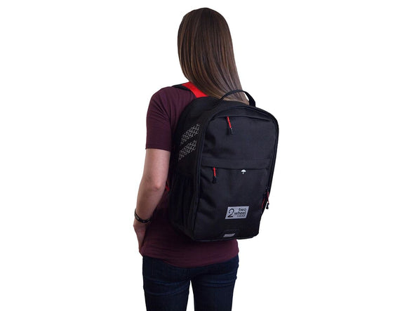 Bags - Pannier Backpack Convertible - Black