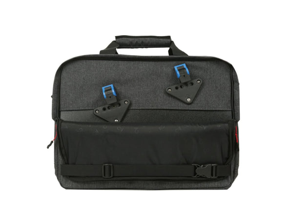 Graphite - Bike Bags - Pannier Briefcase Convertible (2018) - Laptop Messenger