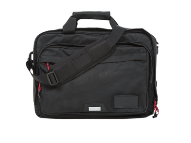 Canvas - Bike Bags - Pannier Briefcase Convertible (2018) - Bicycle Laptop Messenger