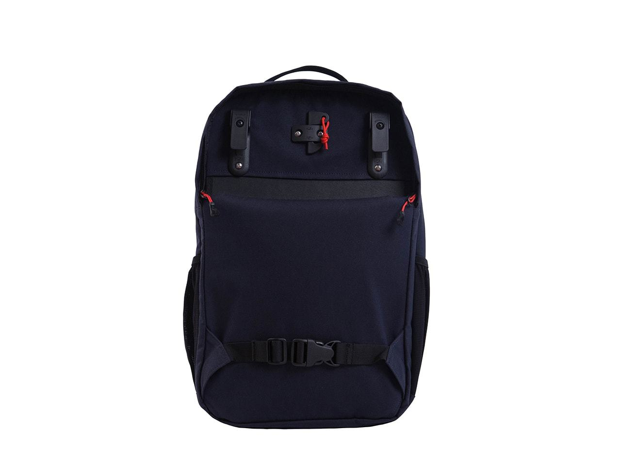 Pannier Backpack Convertible - Military Waxed Canvas - Navy (Limited Edition)