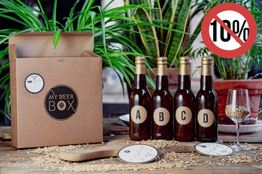 Blind Beer Box