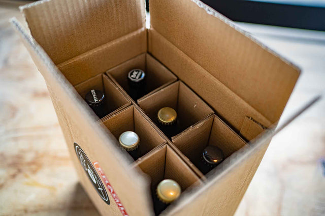 BeerSecret - Box + Free Event: BXSL Brewery Room