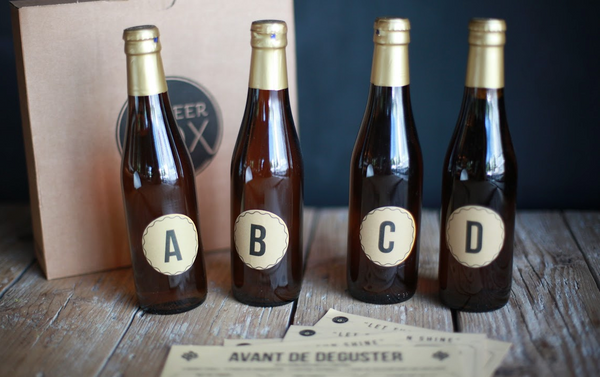 "Blind Beer Box n°5 ""Nom d'une bret"""
