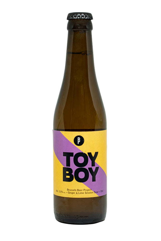 Toy Boy 33cl - Brasserie  Brussels Beer Project