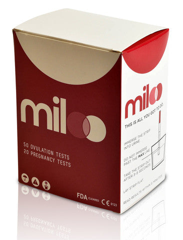 Miloo Fertility Test Kit