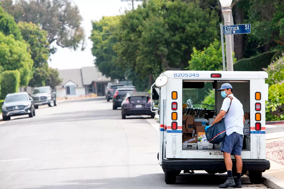 USPS delays are affecting the businesses that need it most