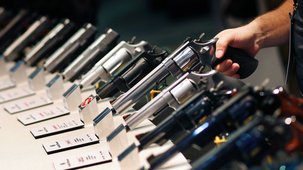 Gun sales year-to-date surpass previous annual record high by nearly 2 million, statistics show