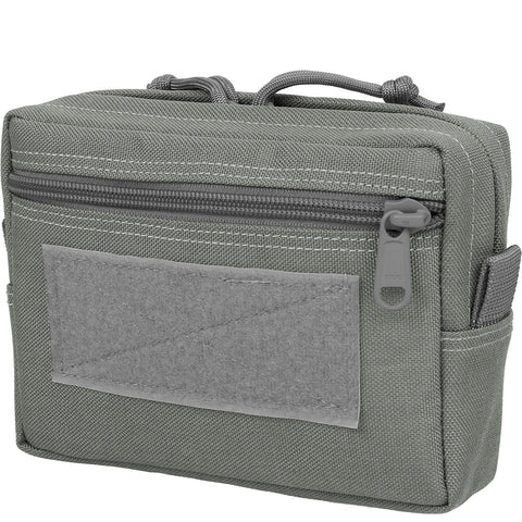 "Discontinued 5"" x 7"" x 2"" Horizontal GP Pouch Low Profile"