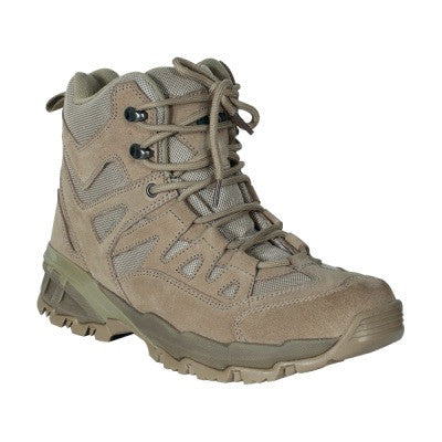 "Voodoo Tactical 6"" Low Cut Tactical Boots in Tan"
