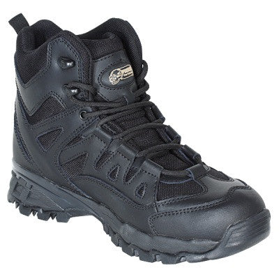 "Voodoo Tactical 6"" Low Cut Tactical Boots in Black"
