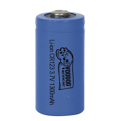 Voodoo Tactical CR123 Lithium-Ion Batteries (24 pack) - Mad City Outdoor Gear