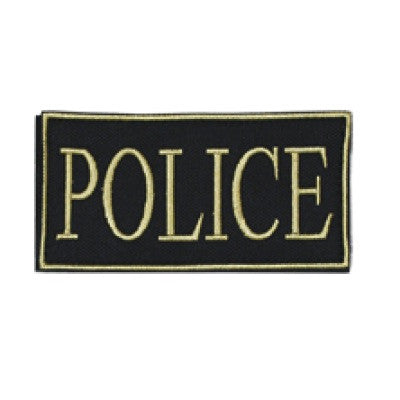 Voodoo Tactical Police Patches - Mad City Outdoor Gear