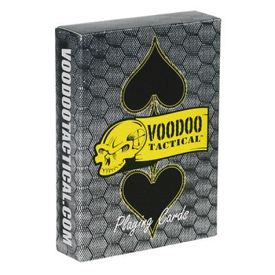 Voodoo Tactical Playing Cards - Mad City Outdoor Gear
