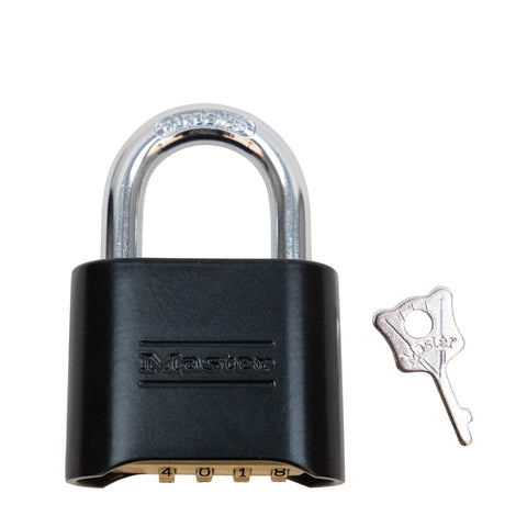 Rothco Master Lock 178D Set Your Own Combination Padlock