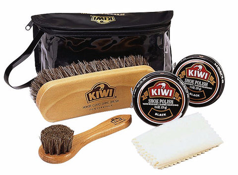 Kiwi Military Shoe Care Kit