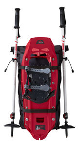 MSR Snowshoe Kit (Evo Trail, DynaLock Trail poles & bag)