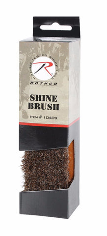 Rothco Shoe Shine Brush