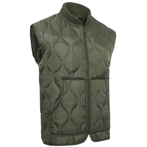 Rothco Quilted Woobie Vest