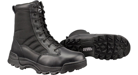 Original SWAT Classic 9 Black Boots - Mad City Outdoor Gear