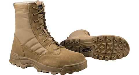 Original SWAT Classic 9 Coyote Boots - Mad City Outdoor Gear