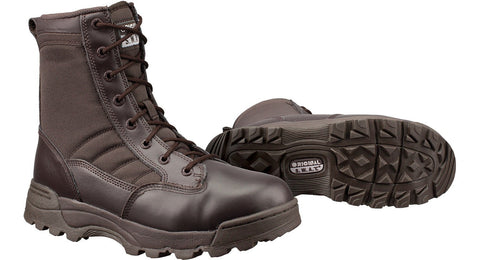 Original SWAT Classic 9 Brown Boots - Mad City Outdoor Gear