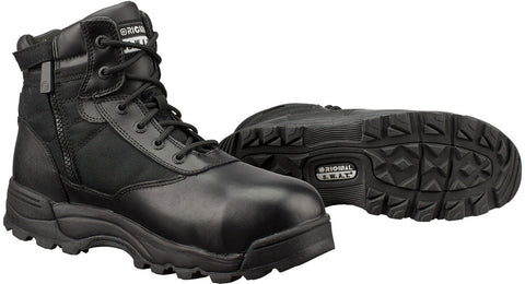 Original SWAT Classic 6 Waterproof Side Zip Safety Boots - Mad City Outdoor Gear