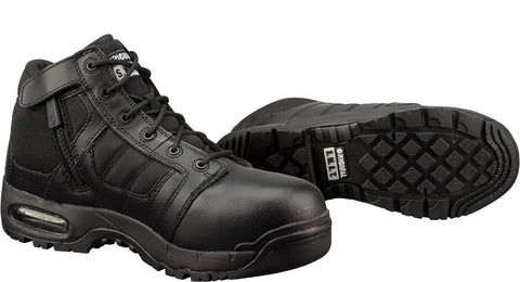 Original SWAT Metro Air 5 Side-Zip Safety Boots - Mad City Outdoor Gear