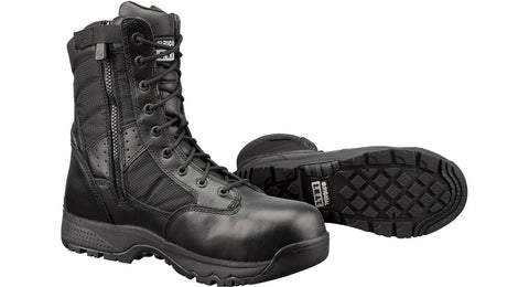 Original SWAT Metro 9 Waterproof Side-Zip Safety Boots - Mad City Outdoor Gear