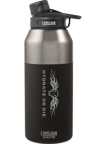 Camelbak Chute Vacuum Insulated Stainless, 40 oz HOD Water Bottle - Mad City Outdoor Gear