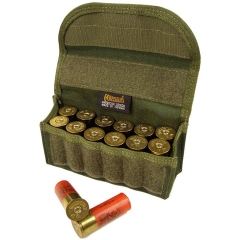 Maxpedition 12rnd Shotgun Ammo Pouch - Mad City Outdoor Gear