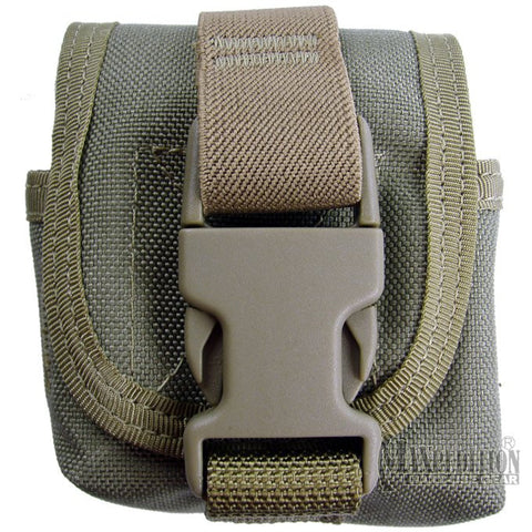 Maxpedition Single Frag Grenade Pouch - Mad City Outdoor Gear