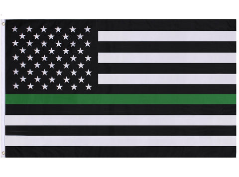 Rothco Thin Green Line Flag