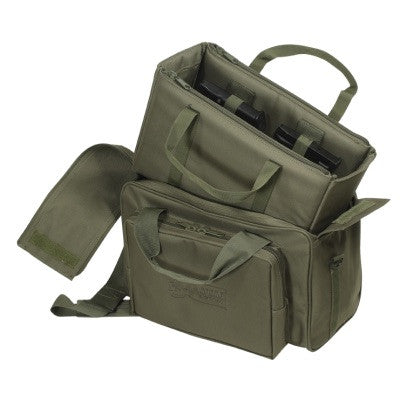 Voodoo Tactical Two-in-One Full Size Range Bag