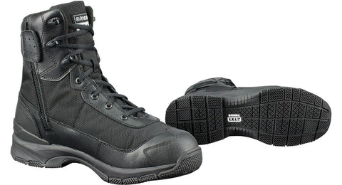 "Original SWAT Womens H.A.W.K. 9"" Waterproof Side-Zip Boots - Mad City Outdoor Gear"